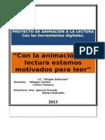 PROYECTO DE ANIMACIÓN A LA LECTURA_MILAGRO CARLOS
