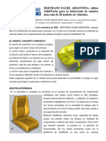 Solid Asiento