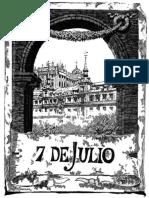 Pérez Galdós Benito-Episodios Nacionales 15 7 de Julio