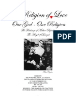 One God One Religion