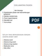 7 STANDAR KESELAMATAN PASIEN (MEDICATION ERROR)