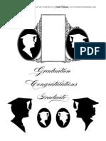 JSIM Vintage Graduate Silhouettes