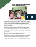 Program Nata de Soya Dan Upaya Peningkatan Kesehatan Masyarakat Kecamatan Bululawang 7748 20120427132842