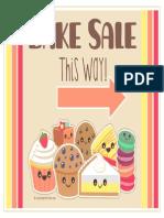 Wl Bake Sale Signs Abp