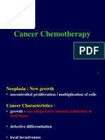 Lecture4&5.Cancer.chemotherapy