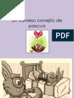 Un Travieso Conejito de Pascua