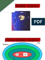 4 El Sistema Hombre Maquina