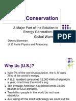 Conservation Sem