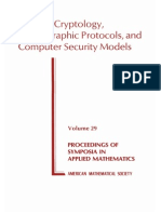 APPLIEDCRYPTOLOGY, 