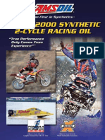 Amsoil Series2000 2 Cycle Brochure