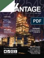 Magazine - Hatch Advantage-En