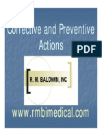 Corrective and Preventive Actions [Compatibility Mode]
