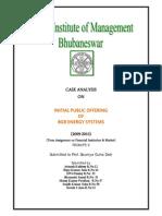 FIM Report