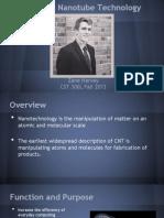 carbonnanotubetechnology presentation cst300l harvey