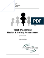 Workplace+Health+&+Safety+Hazard+Checklist