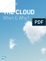 Cloud When and Why Wp