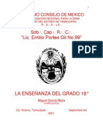 LA ENSE�ANZA DEL GRADO 18 COMPILACION