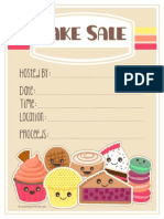 Wl Bake Sale Flyer Abp