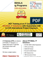IT Pathshala DOT NET Training in Noida