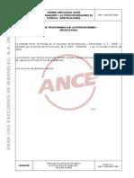 NMX-J-284-ANCE-2006