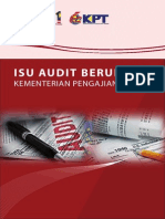 Buku Isu Audit Berulang KPT