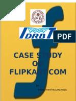 Case Study on Flipkart