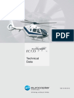 EC135 Technical data