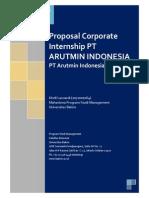 Proposal Arutmin