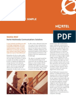 Nortel Multimedia Communications Solutions