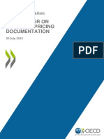 White Paper Transfer Pricing Documentation