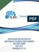 socializacion modulo iii y iv