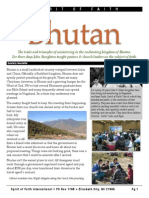 Newsletter from John & Zhepi in Nagaland