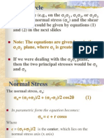 1 Stress III Mohr