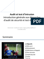 01 - AUTI - Formation - Securite - Introduction