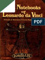 Castle Falkenstein the Lost Notebooks of Leonardo Da Vinci