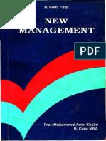 New Management