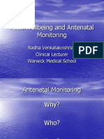 Radha Antenatal Fetal Well Being1
