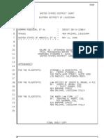 Trial Transcript 2009-05-11 PM