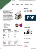 Perceptron ScanWorks V4i High Performance 3D Laser Scanner