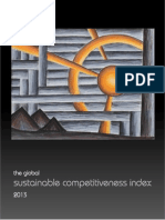The Global Sustainable Competitiveness Index 2013