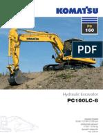 Date Tehnice PC160