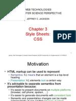 Lib Present Course Webtechnology Slides 03 Css