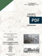 Booklet Gradini Pierdute 09
