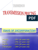 Transmission Pricing Ppt