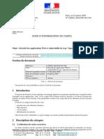173312023 CERTA Securite Des Applications Web Et Vulnerabilite de Type Injection de Donnees