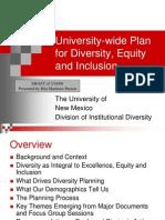 Diversity Plan Presentation
