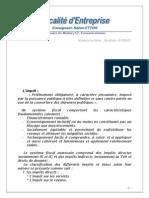 Fiscalité dentreprise-E A4-