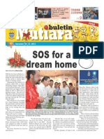 Buletin Mutiara Dec #2 - English, Chinese, Tamil version