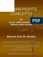 Human Rights Basic Concepts