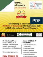 ios Training Institute in Noida